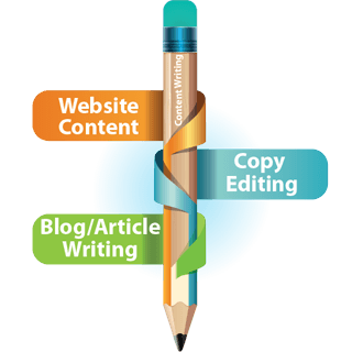 Blog content writing services professional development